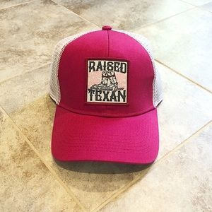 🆕 Raised Texan women's snap back ball cap …